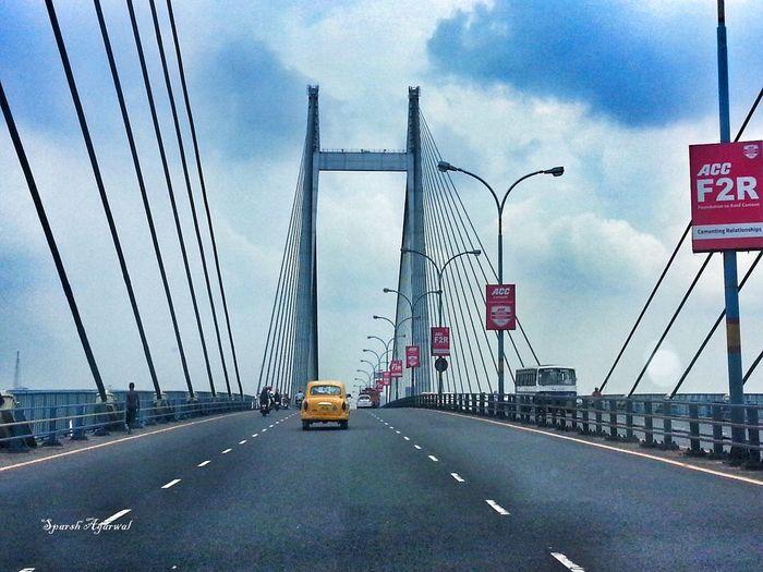 Original Experiences Kolkata diaries HowrahBridge