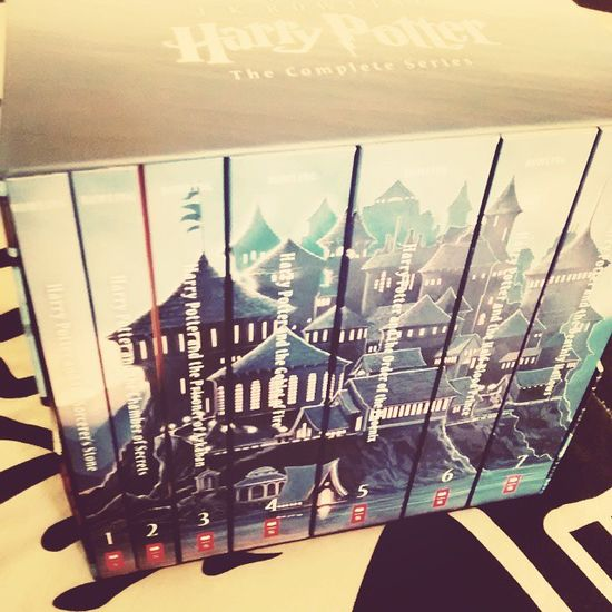 Harry Potter The Complete Series ?