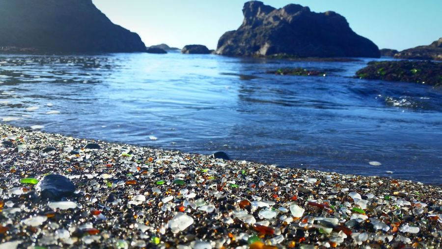 Glass Beach FortBraggin'! North Coast! Life Is A Beach Westcoastisthebestcoast👌 Fortbragg Californialove Northerncalifornia Photographylover Enjoying The View Eyem Nature Lover Pacific Northwest  Seaglass Art Coastline Oceanlife Ocean_Collection ~~ Nature_collection Photographylovers Blue Wave