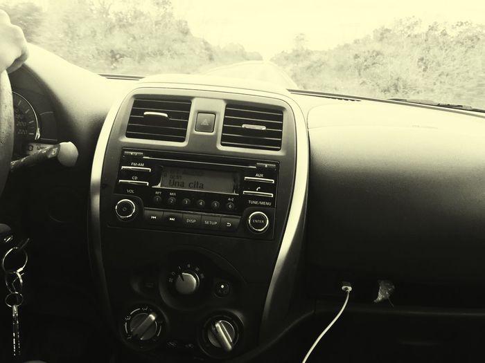Cuando el camino lo dice todo... 🌟 Car Car Interior Close-up No People Day