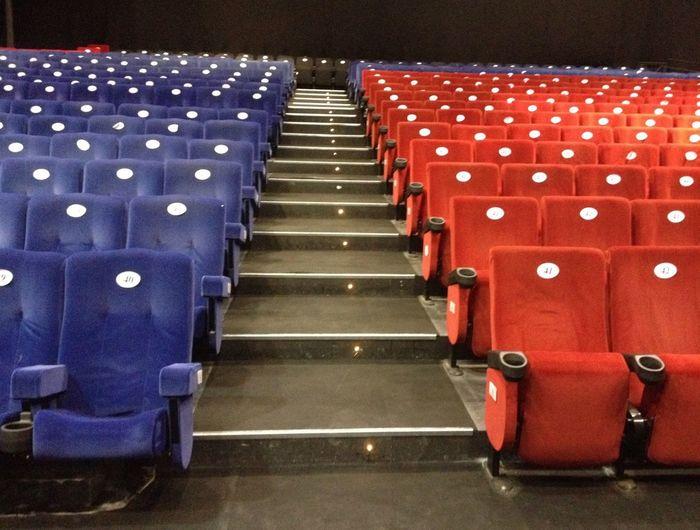Theatre Cinema Studios Colors