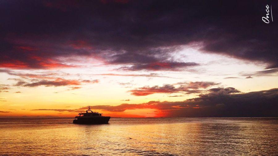 Beautiful sunset @ Manila Bay Sunset First Eyeem Photo