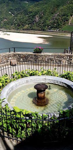 Burgrheinstein Trechtlingshausen RiverRhein Csefi1 Water Fountain