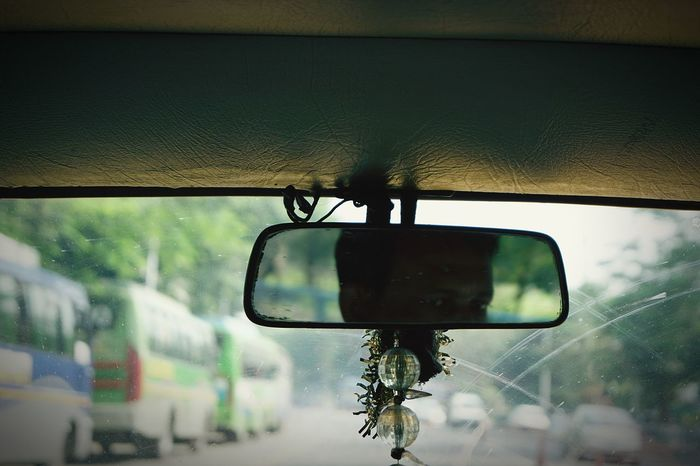 Transportation Car Mode Of Transport Travel Windshield Journey Car Interior Land Vehicle Public Transportation Window Road Trip Day Vehicle Mirror Road Sign No People City Outdoors Sky Kolkata Texi Driving Driver