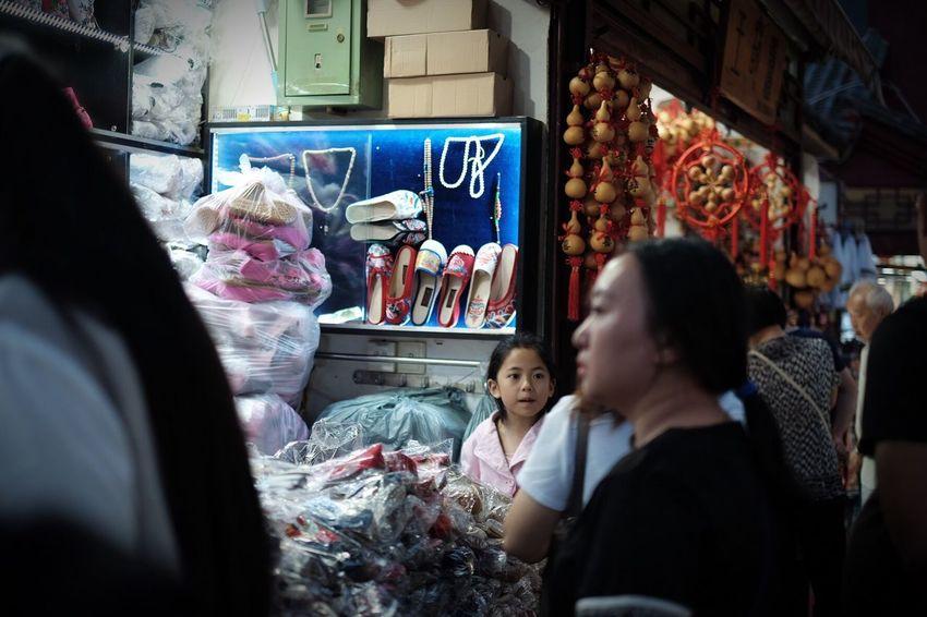 People People Photography Peoplephotography Market Chinese Girl Streetphotography Street Streetphoto_color Street Photography Street Fashion Street Life