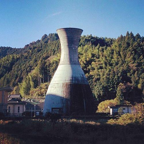 静岡まで給水塔を見に来ました! 給水塔