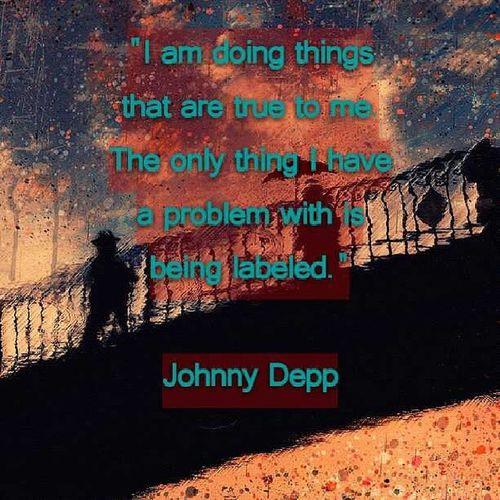Johnydeep Quotes TextGram StillAwake Bored