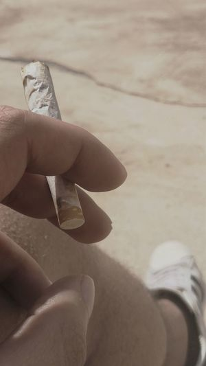 Joint Smoking
