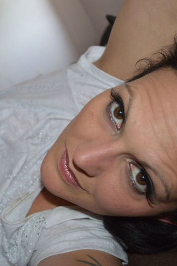 selfie Close-up
