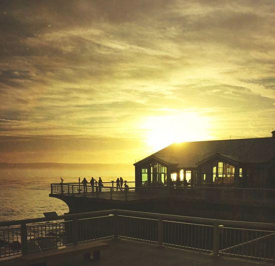 Sunrise Ocean View Monterey
