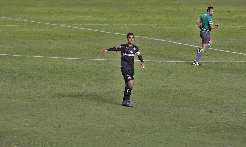 """Rafa Márquez el """"Káiser"""". Atlas Querétaro"""