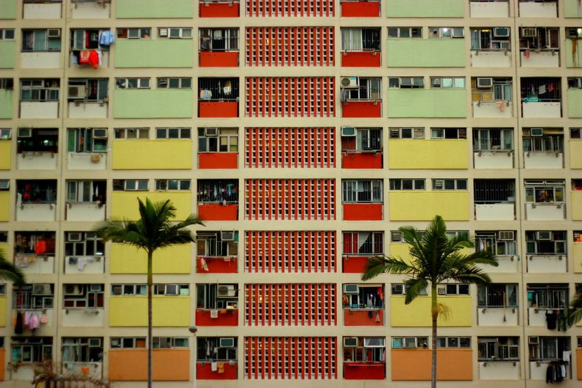 Hong Kong Building Exterior City No People Built Structure Diversity EyeEm Diversity The Architect - 2017 EyeEm Awards