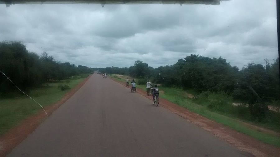 Crossing Africa: Project Africa to Europe Africa Bereber Desert Migrants People Route Soynadie Travel