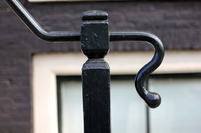 Handrail | Railing | leuning (2012 | Amsterdam / Netherlands) Amsterdam Railing Amsterdamcity Background Bokeh Close—up Geländer Handrail  Leuning Metal Metalwork Urban