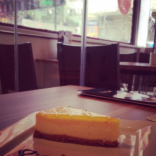 Limonlu Cheesecake Pasta Tatlı  Izmit Coffee Nefis  Kocaeli Merkez Dukkankafe