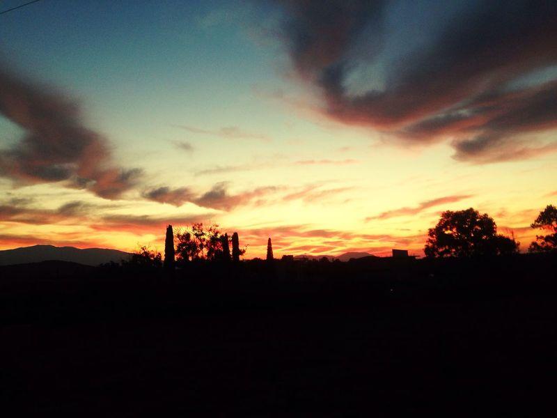 Beautiful Beautiful Sunset Sunset Skyporn Clouds And Sky