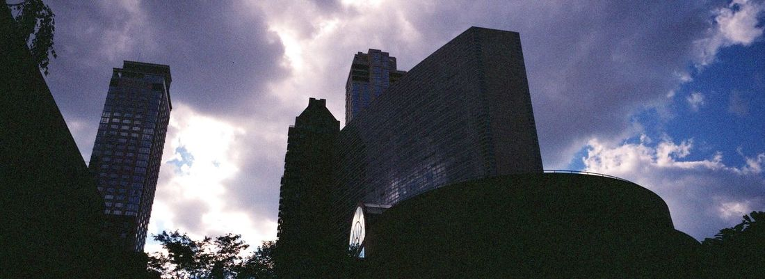 Building Exterior Architecture Skyscraper NYC Koduckgirl Hasselblad XPan Film Is Not Dead New York City F2 400