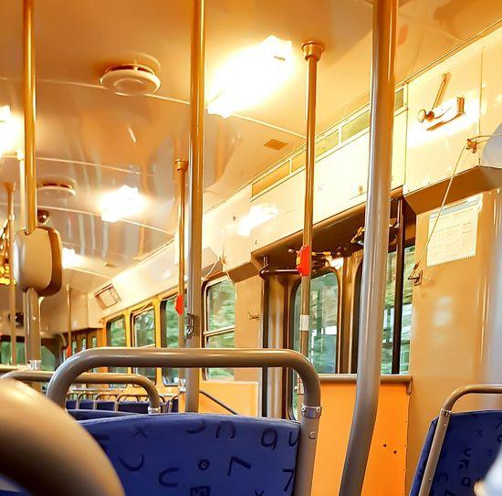 Tram Comuting Gothenburg