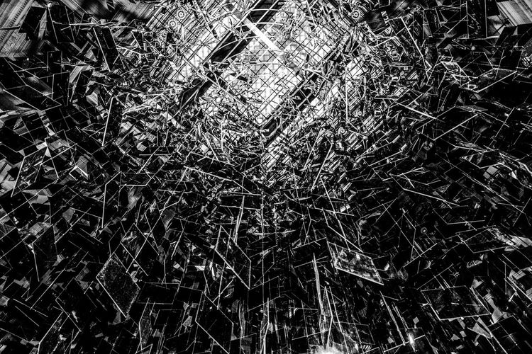 Abstract Argentina Black And White Blanco Y Negro Centro Cultural Kirchner Day Low Angle View No People Textured  Break The Mold
