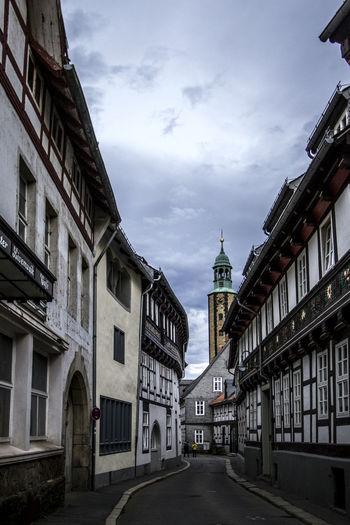 Germany Goslar Goslar Germany Old Town Tourism