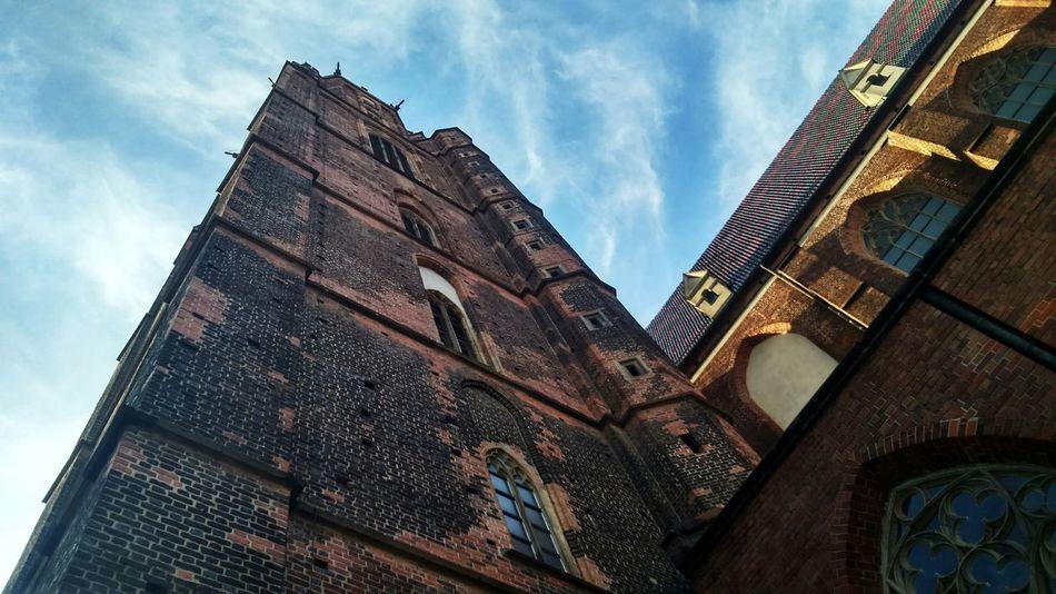 Church Kosciol Architecture Sky Wroclaw Poland