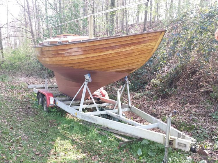 jetzt kann es losgehen. ..!!! Boats Relaxing Hobbies Sailing Folkeboot