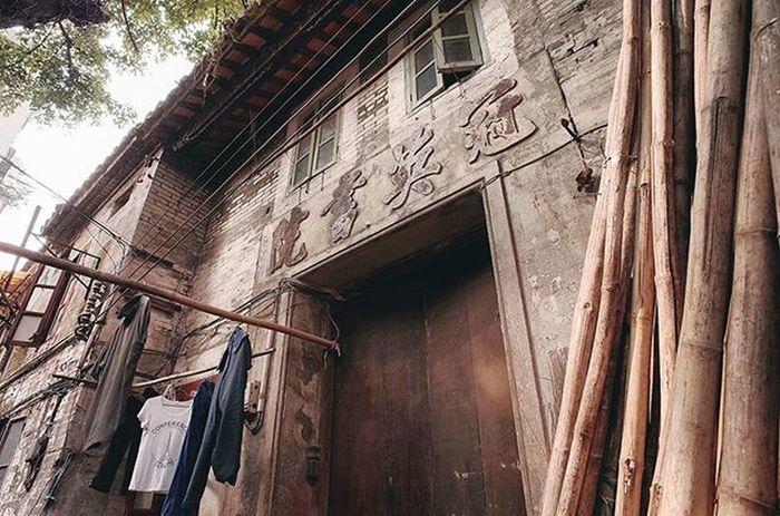 本是文物. Canton Guangzhou Building City