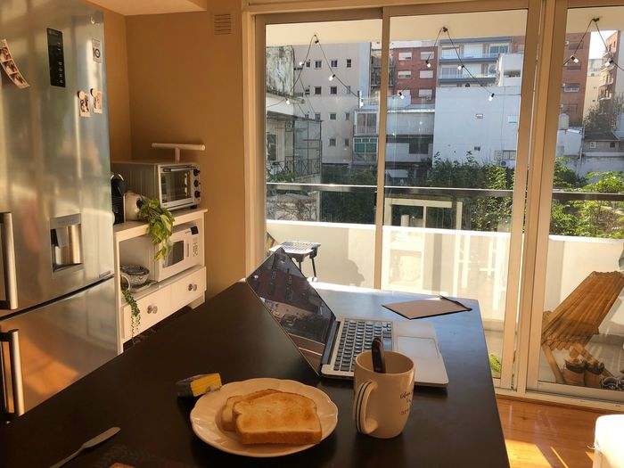 Breakfast morning Breakfast EyeEm Selects Table Indoors  Window Home Interior Chair Seat Domestic Room No People Day Furniture Glass - Material Architecture Food And Drink Built Structure Living Room Sofa Lifestyles Food Home