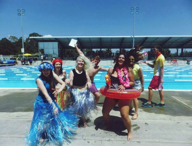 The Moment - 2014 EyeEm Awards My last swimming carnival as a highschool student!