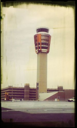 Air Traffic Control Tower Airport Tower Sky Harbor Airport Atc