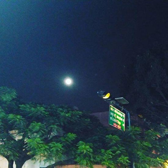 Fullmoon Bengaluru Nightlife Awsome Loveit Picoftheday Instaevening Instalike ThroughMyLens