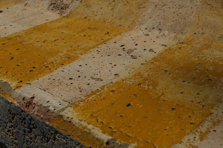 Concrete Street Photography No People Yellow Full Frame Day Backgrounds Outdoors Pattern Close-up
