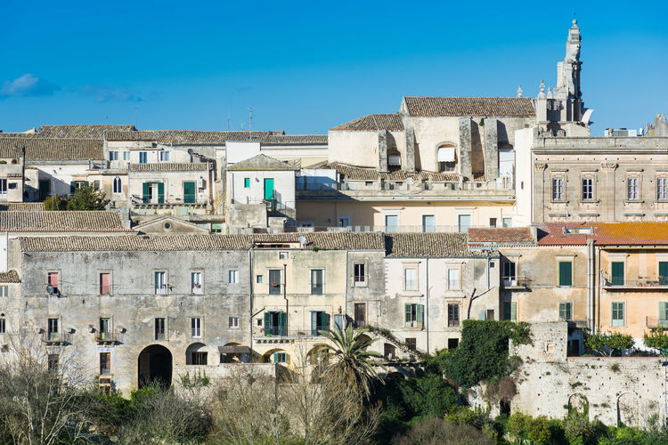 Ragusa Ragusa Ibla, Sicily Ragusa Ibla Ragusa - Scorcio Italiano Ragusaibla Sicily Sicily, Italy Sicily ❤️❤️❤️ Sicilyphotography Architecture Building Exterior Built Structure Sky Building City Residential District Clear Sky Day No People The Past History Tree Plant Sunlight Old