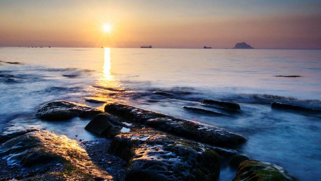 晨光序曲 Taiwan Landscape Sunrise Summer