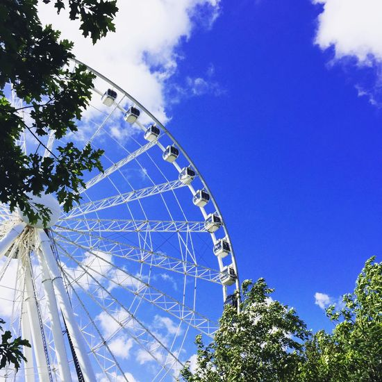 Liseberg Ferris Wheel Summer2015 Gothenburg