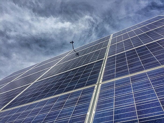 Solar Energy Solar Panel CarolSharkeyPhotography Maine