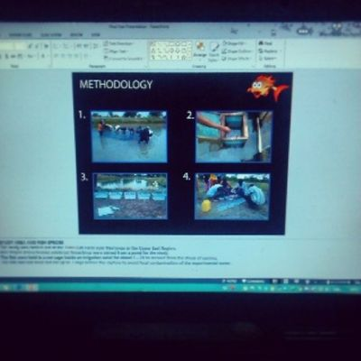 A snippet of my final year project presentation. Can't wait for 23rd UdsGhana 2014grads KampusLife