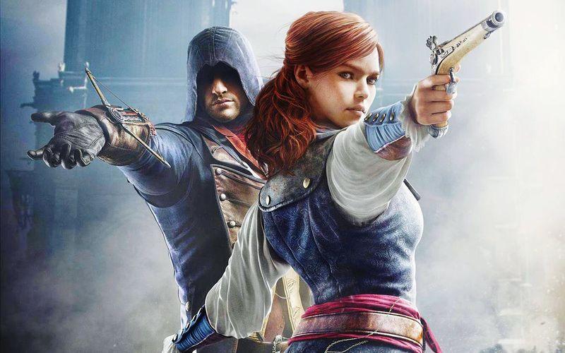 Assassin's Creed unity! ✌
