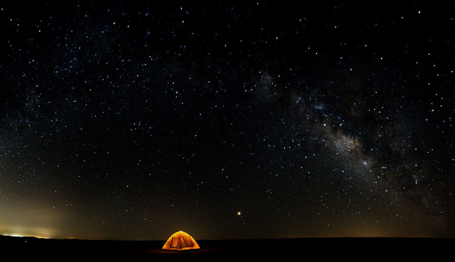 milky way panorama Nature Beauty In Nature Milky Way Star Field Outdoors Camping Remote Sky Hidden Gems Lost In Space Universe Infinity Space And Astronomy Star Astrology Space Exploration Globular Star Cluster