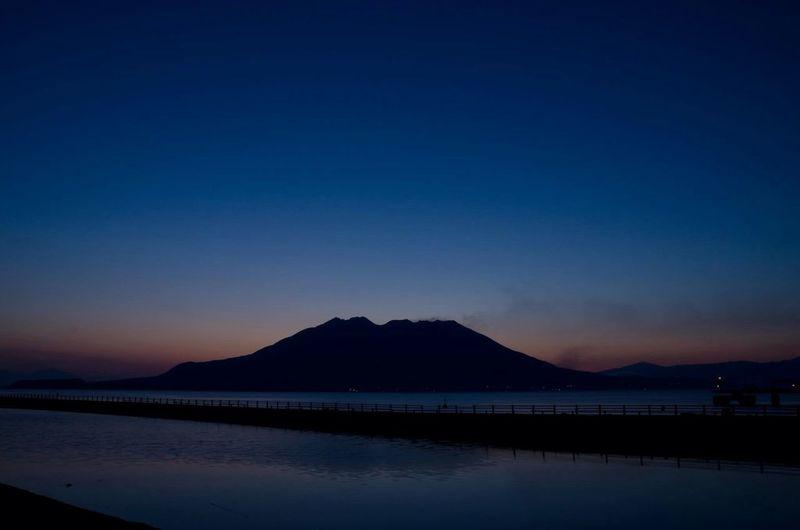 Nature Dawn Morning Sky