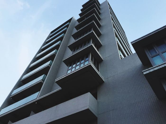 Built Structure Architecture Building Exterior Low Angle View Building Sky No People