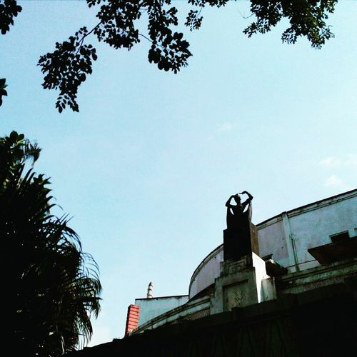 Darna Metropolitan Theater Lawton Area Eyeem Philippines