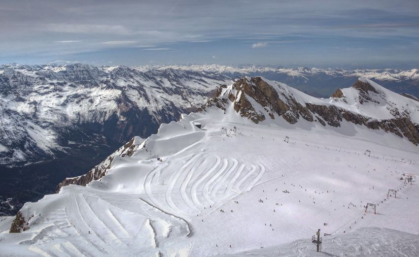 Wintersport Kaprun Austrian Alps Austria Wintersport A Beauty In Nature Cold Temperature Day Kaprun Landscape Mountain Nature No People Outdoors Scenics Sky Snow Snowcapped Mountain Tranquil Scene Tranquility Travel Destinations White Color Winter