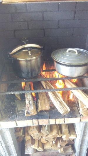Cuisine Feux De Bois Cuisine Lontan
