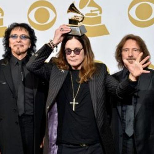Blacksabbath Ozzyosbourne Tonyjommy Grammyawards2014 love best music ever