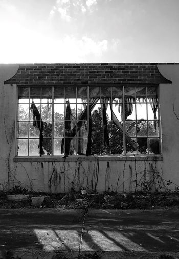 Hotel under demolition. Hotel Demolition Ruins Torn Down Window Pain Window Pane Remanants Iphone6s Blackandwhite Run Down Shattered Delapatated Sadness Shadow