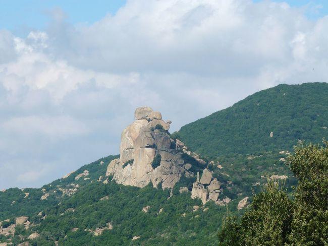 https://it.m.wikipedia.org/wiki/Parco_dei_Sette_Fratelli_-_Monte_Genis Sardinia Sardegna Italy  Sardinia Sardegna Rock Formation Rock - Object Mountain Sky Rocky Mountains