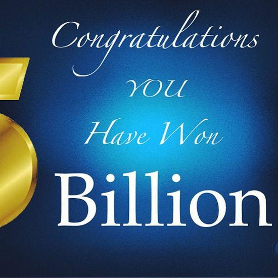 I Won Billion Best  thefuck serious lol lmao whowantstobeabillionare win iphonesia tagsforlikes likesforlikes taksim