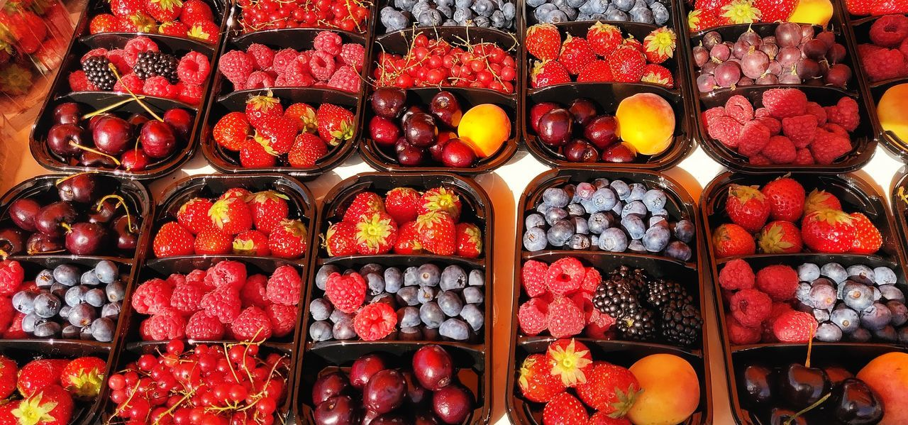 Colors Of Nature Natural Colors Fruit Full Frame Market Choice Variation For Sale Close-up