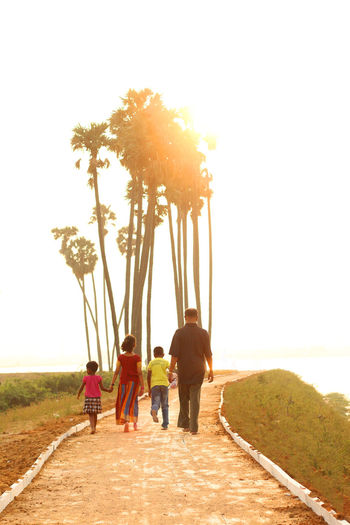 Canon 70d Chennai Getting Away From It All Korattur Lifestyles Pathway Pathway To Heaven Picnic Real People Silhouette Sunset Tadaa Community Tamil Nadu Togetherness Vacations Walking